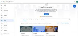 optimizar imagenes n google my business
