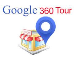 tour 360 google